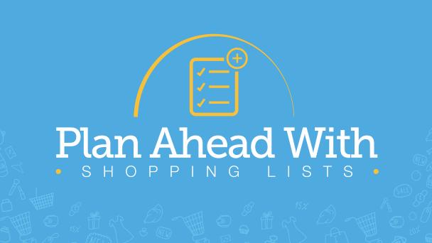 key ring app shopping list