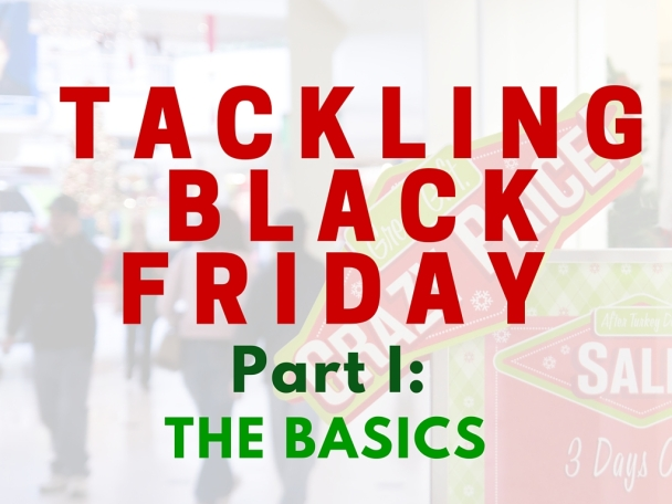 Tackling Black Friday