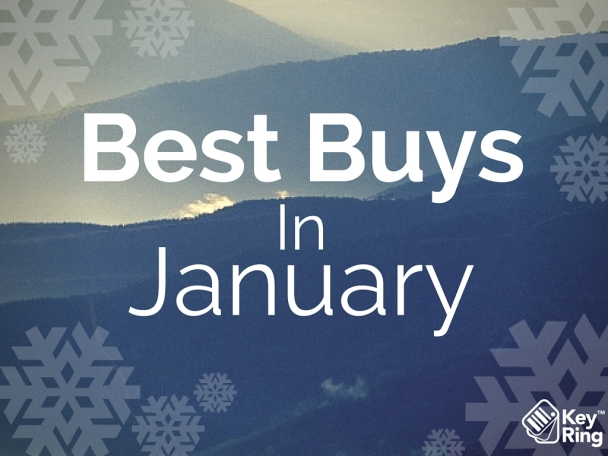 Best Buys January key ring app