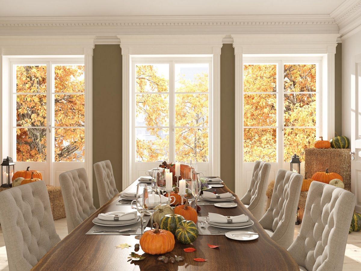 Three Simple Steps to Bring Fall into Your Home